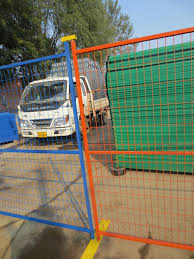Portable Visible Steel Temporary Fence Panels For Construction Building Projects And Special Events Purchasing Souring Agent Ecvv Com Purchasing Service Platform