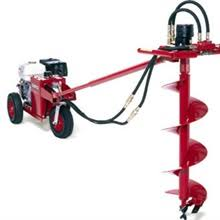 Auger Post Hole Digger
