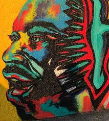 Corey Barksdale Mural Wall Art African American Muralist Commission A Mural Mural Artist Atlanta Mural Artist African American Mural