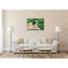 Funny Flying Animals Canvas Wall Ar Canvas Art