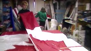 Why were Canadian flag sales high in Calgary in 1990? | CBC Archives