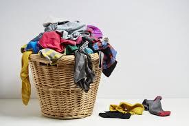 dirty laundry basket large