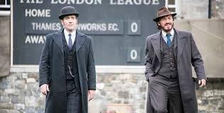 Interview: Matthew Macfadyen and Adam Rothenberg on Ripper Street ...