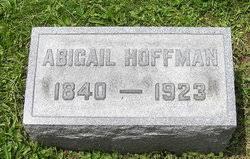 Abigail Hoffman (1840-1923) - Find A Grave Memorial