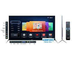 Phân phối Tivi Smart 4K Model 50AU6000 50 inch – ASANZO MIỀN BẮC