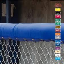 Fisher Baseball 10 Chain Link Fence Top Padding Baseball Equipment Gear