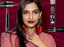 9 dark lipstick shades that look