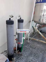 Bộ lọc nước nhiễm phèn tại Khu Nhà Lầu An Sương