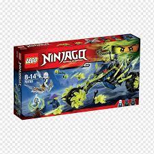 Lego Ninjago Amazon.com LEGO 70730 NINJAGO Chain Cycle Ambush Toy ...
