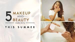 5 summer makeup and beauty tips diy