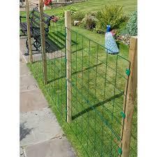 Flexipanel Permanent Dog Fence Pdotwolf