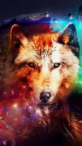 fantasy wolf wallpaper cool backgrounds