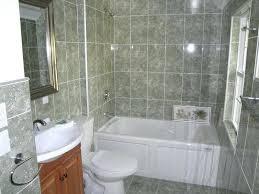 bathrooms cool small bathtub shower