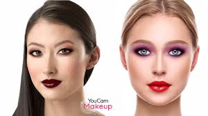 robin black and youcam makeup teamed up