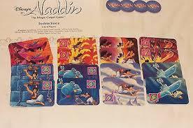 aladdin magic carpet board game