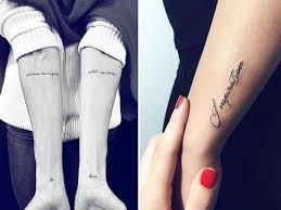 Male Tatuaze 8 Najpiekniejszych Wzorow Dla Kobiet Zainspiruj