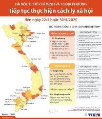 Hà Nội, TP.HCM và 10 địa phương tiếp tục thực hiện cách ly xã hội ...