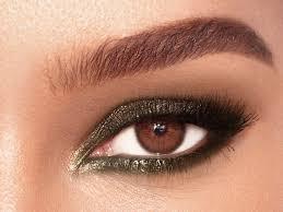 hazel eyes pop