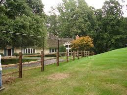 Deer Fencing Potomac Rockville Md Capital Fence