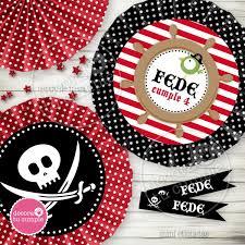Kit Imprimible Piratas Decoracion Fiestas Cumpleanos Varon 430 00 En Mercado Libre