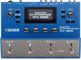 boss sy 300 advanced guitar synth pedal