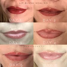 lip blush rawwbeauty birmingham alabama