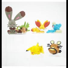 Mô Hình Nhân Vật Phim Hoạt Hình Pokemon Dễ Thương