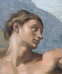 Oil Paintings of 4 Sistine Chapel Ceiling Genesis The Creation of ...