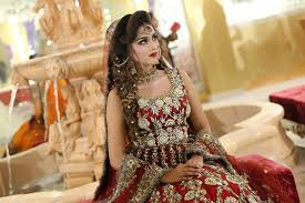 gorgeous bridal wear collection 2019 in