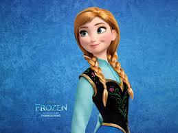 frozen anna frozen frozen