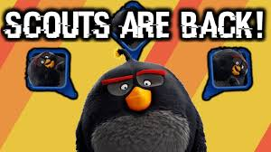 Angry Birds Evolution - Traditional Scout Based Event Returns ...