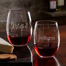 classic celebrations wine glass