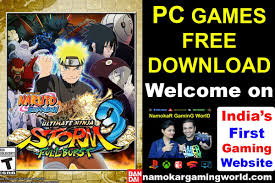 Naruto Shippuden: Ultimate Ninja Storm 3 : PC