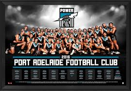 AFL Port Adelaide Power 2016 Team ...