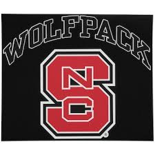Nc State Stickers Nc State Wolfpack Bumper Sticker Car Decal Fansedge