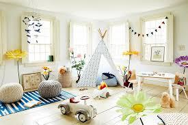 Fun Functional Playroom Decorating Ideas