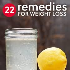 lose weight naturally 22 home remes
