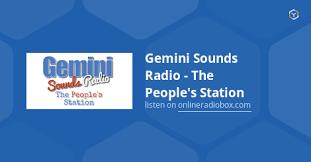 gemini sounds radio live cannock united kingdom online radio box