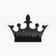 La Kings Stickers Redbubble