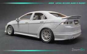 Zoomon Restock Z059 1 24 Honda Accord Euro R Mugen Facebook