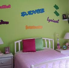 Dance Words Decals Girls Room Theme Idea