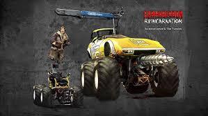 game monster monster truck
