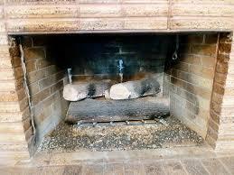 inside fireplace paint brick anew blog