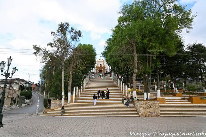 """Resultado de imagen de Templo de Guadalupe san cristobal de las casas"""""""