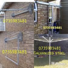 Washing Line S T Poles Rotating Fold Down Despatch Gumtree Classifieds South Africa 708307458