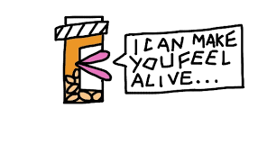 pills aesthetic drawing quotes addiction toedit