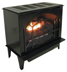 buck stove townsend ii vent free steel