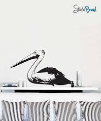Vinyl Wall Decal Sticker Pelican 469 Stickerbrand