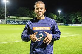Aaron Martin - August Player Of The Month | Guiseley AFC