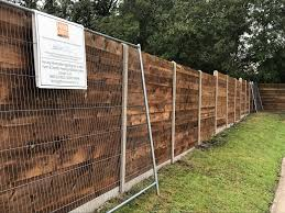Football Club Perimeter Fence Farm And Country Fencing